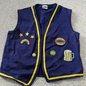 Pawnee Goddess Vest